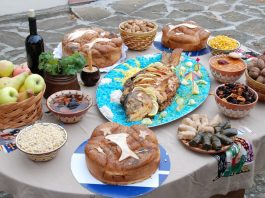 Трапезата и традииците за Никулден