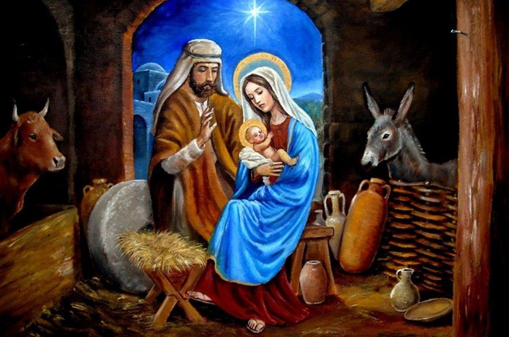 раждането на Божия син