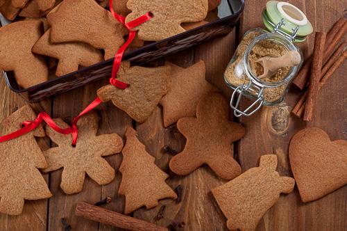 Шведски Коледни Бисквитки