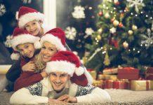 семейството на Коледа