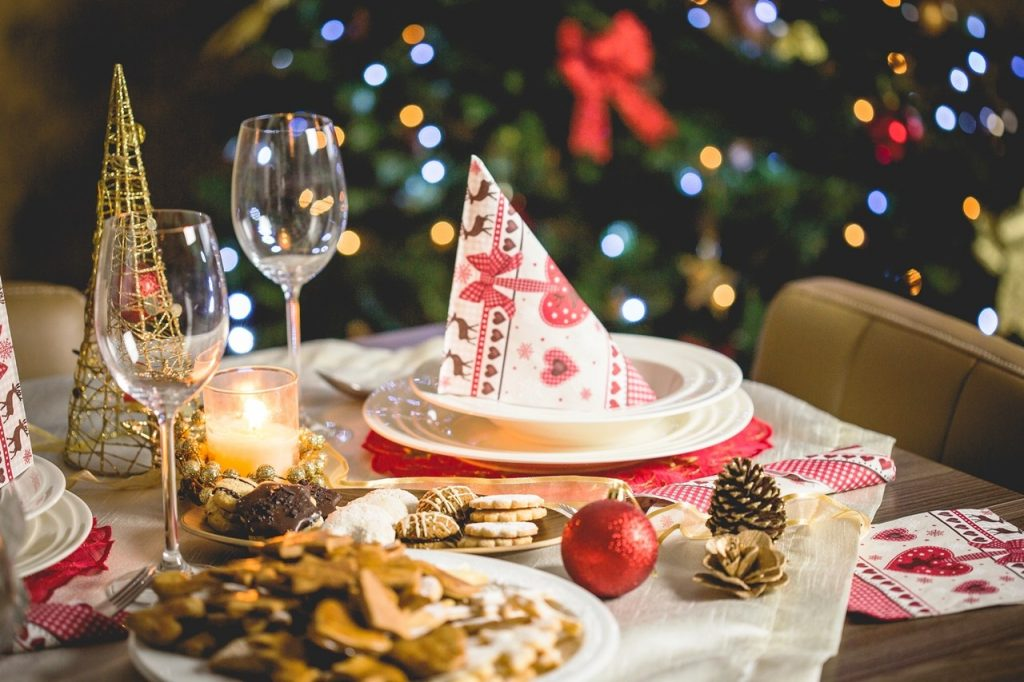 Трапезата на Нова Година