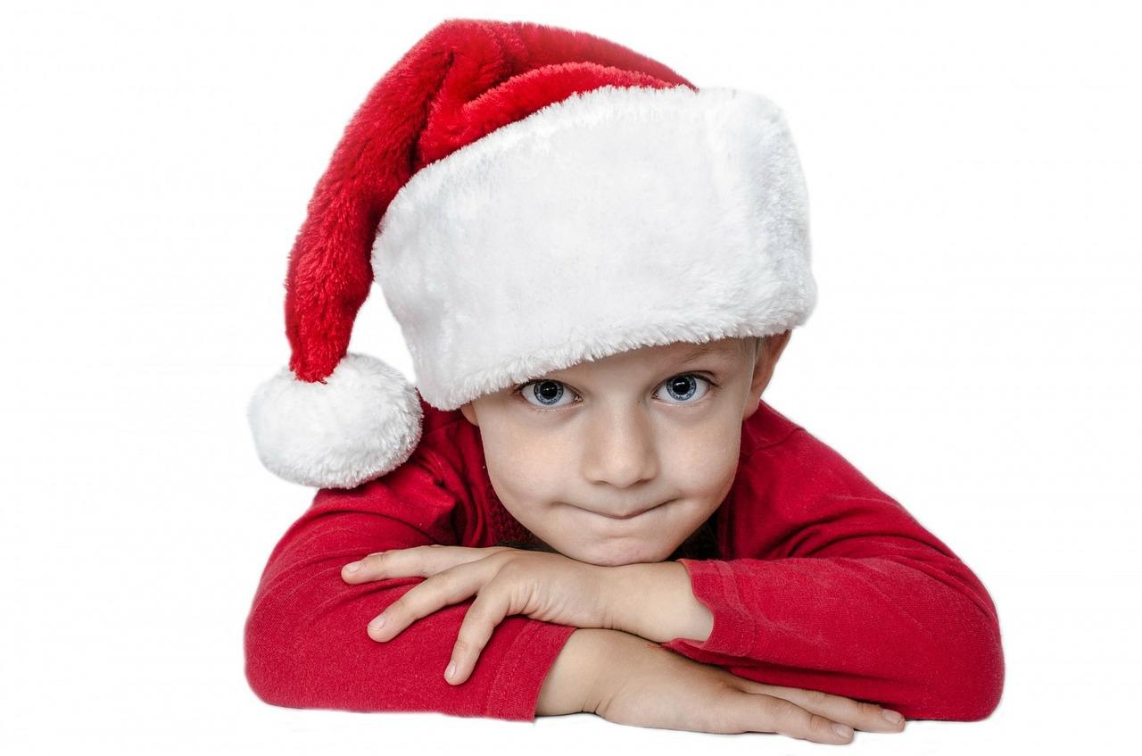 Коледа и децата