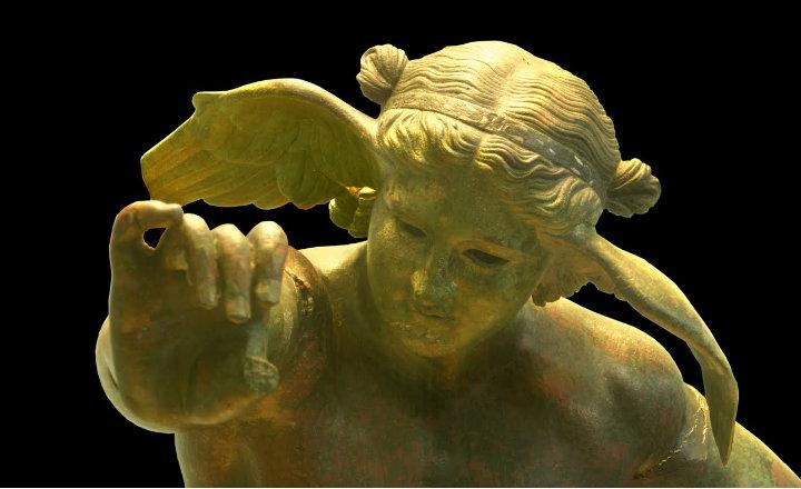 Хипнос - бога на сънищата