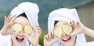 Чудодейните маски с лимон