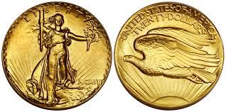 Магия за пари с монета - златна монета