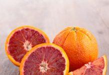 червен портокал