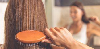 Срешете косата преди да я измиете