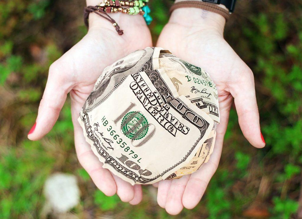 Привличане на пари при пълнолуние