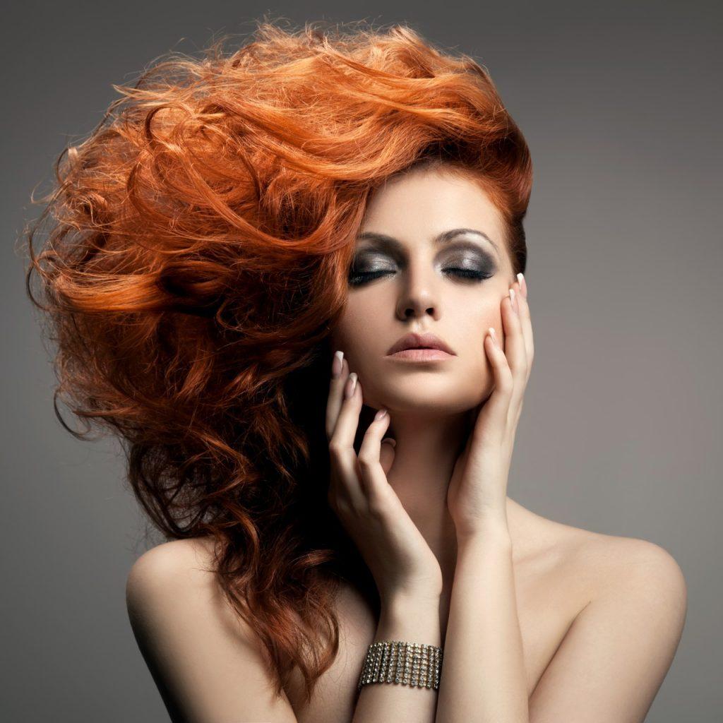 червените коси