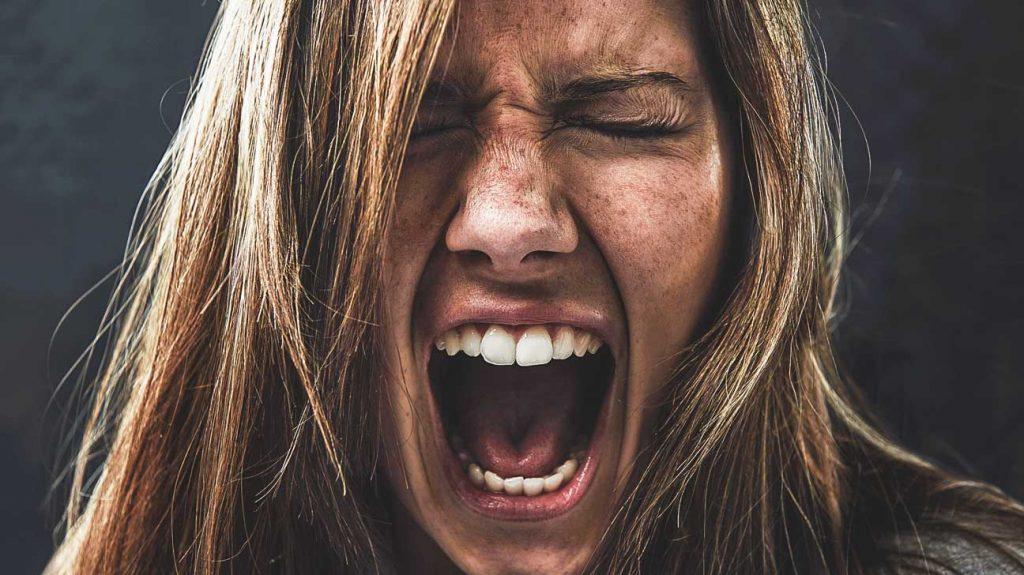 Откъде извират емоциите - страх