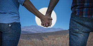 Луната спомага за любов