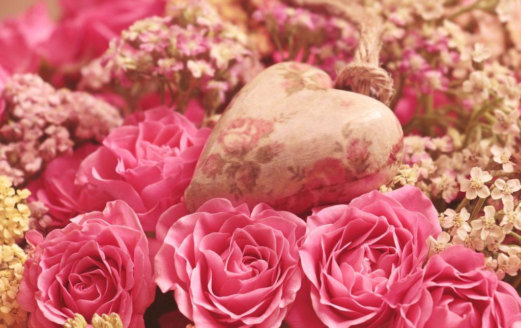 Поверия за Свети Валентин - цветя