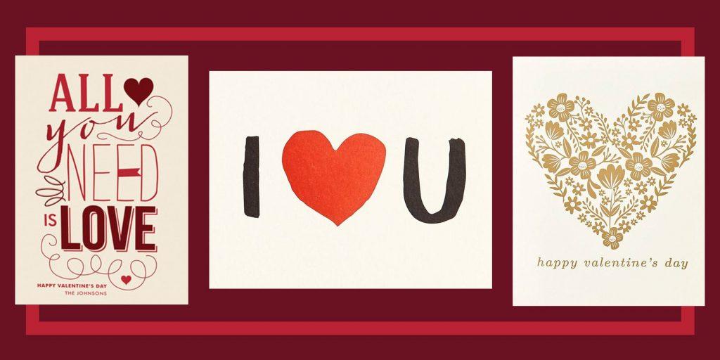Поверия за Свети Валентин - картички