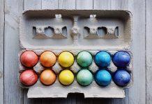 Великденското яйце - история
