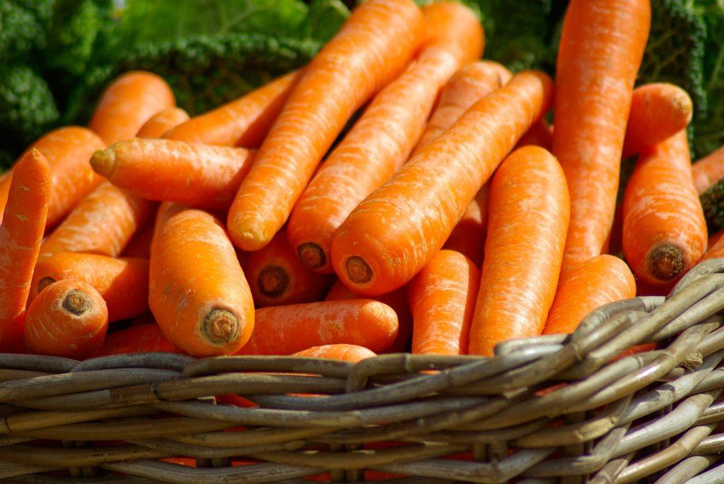 5 причини да хапваме моркови