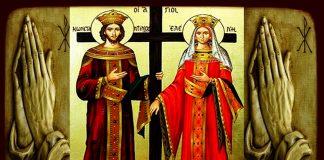 Поверия и суеверия за св. Константин и Елена