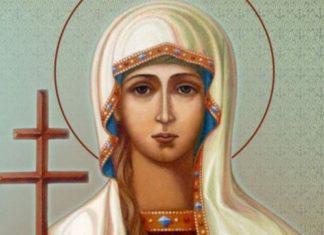 Св. великомъченица Христина