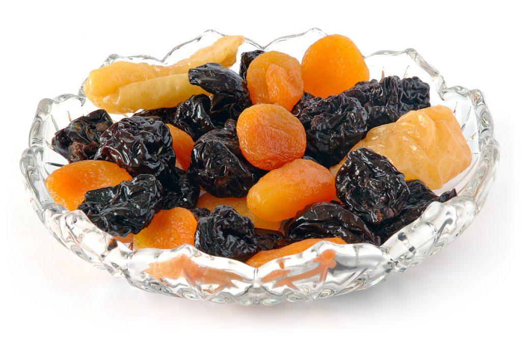 Как да изваем идеална фигура с полезни храни - Сушени плодове