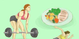 Как да изваем идеална фигура с полезни храни