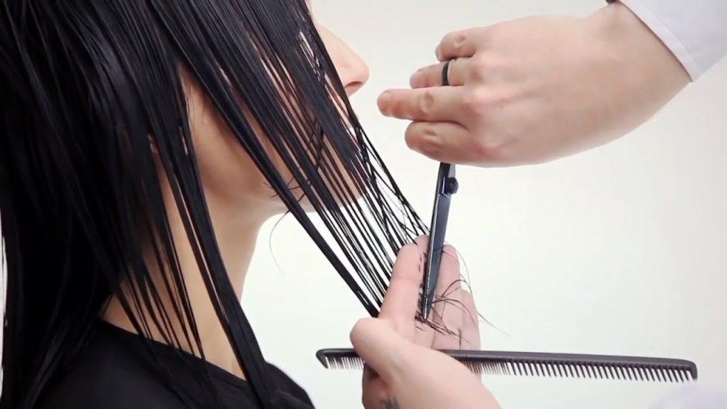 Пази се от уроки - отрязана коса