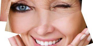 стареене и кожата на лицето