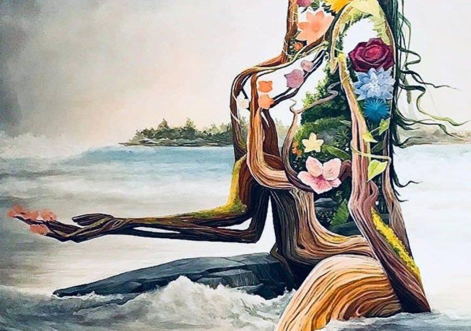Животът е отражение на нашите постъпки и мисли