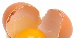 Гадание с яйце