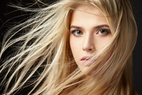 Излъжете тънката коса