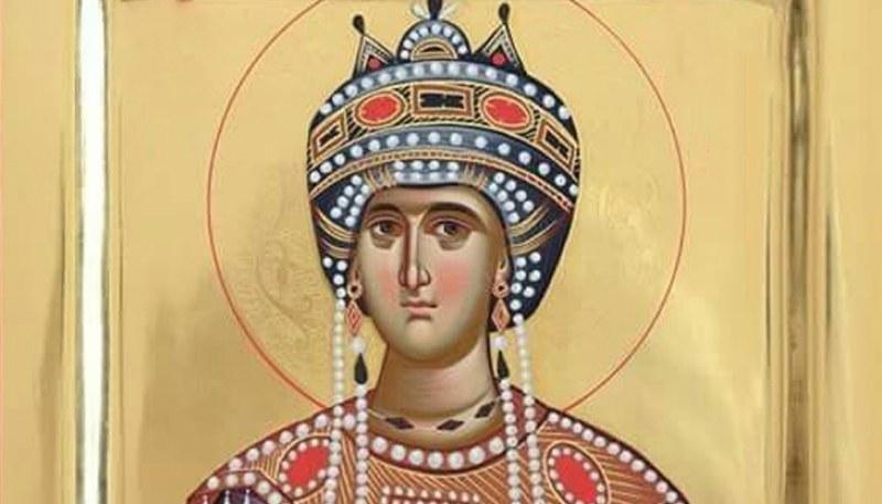 Св. преподобна Теодора Александрийска - 11 септември