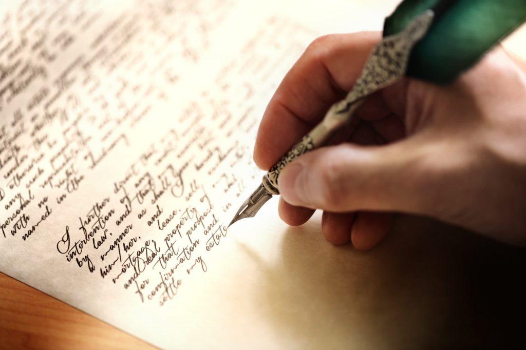 Какво разкрива почерка за личността ви?