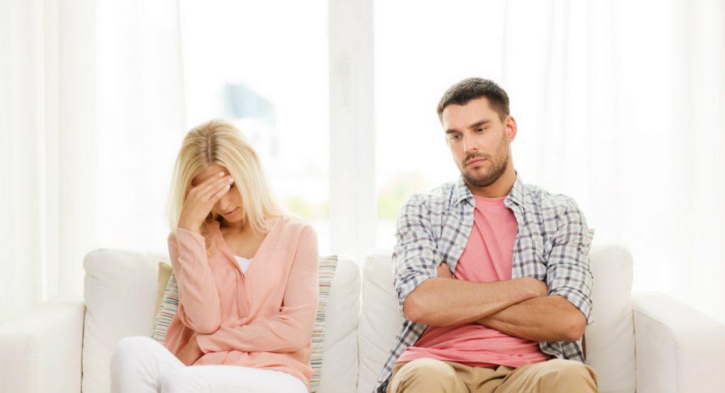 10 женски практики които водят до раздяла