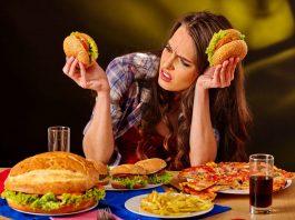 храна при стрес