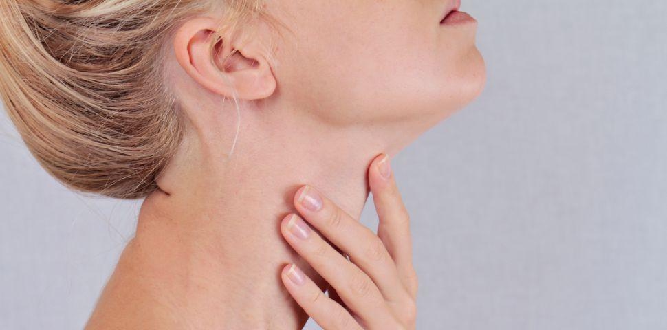 Здравето на щитовидната жлеза