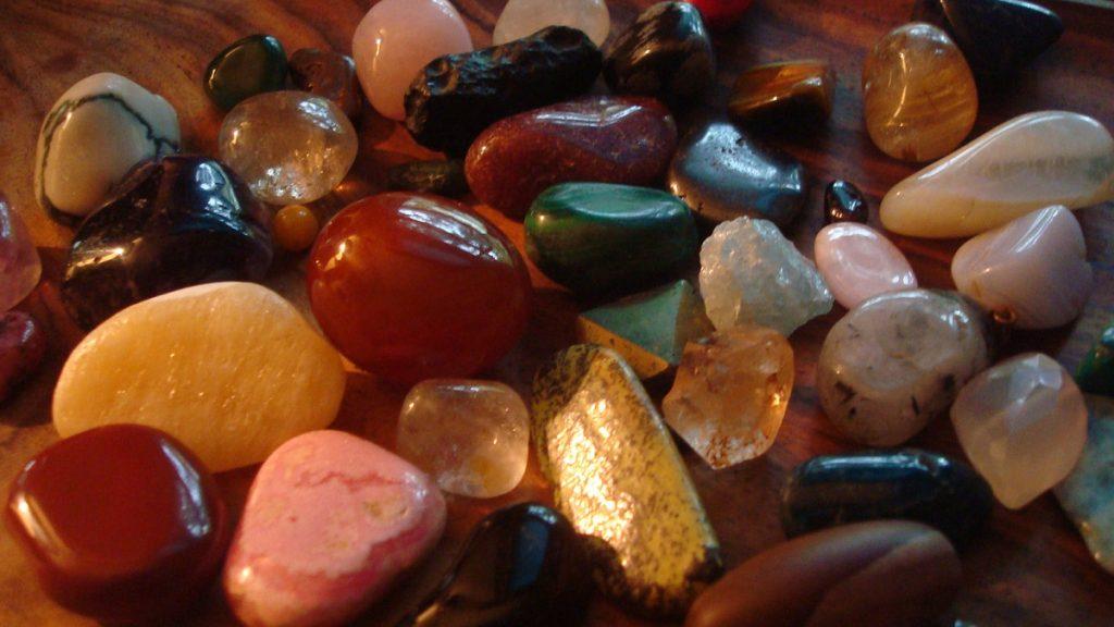 Камъните и лечебните им свойства