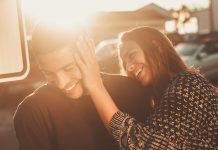 любов и връзка