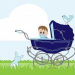 Съновник Бебешка количка