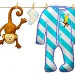 Съновник Бебешки дрехи