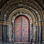 Съновник Врата да се отваря в небето