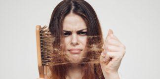 косопад - подхранване на косата