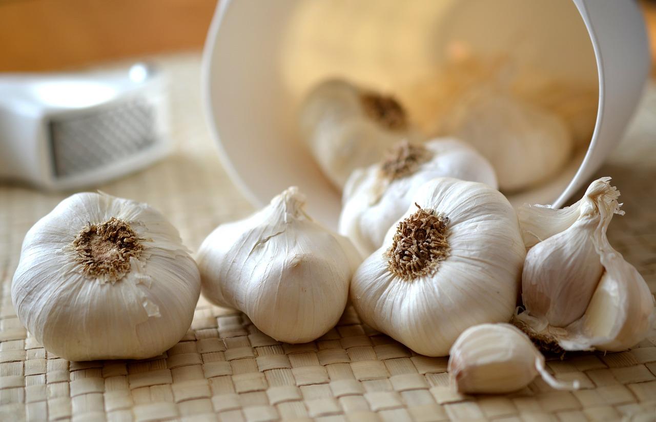 9-те най-силни природни антибиотика - чесън
