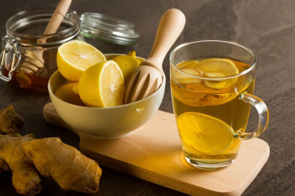 9-те най-силни природни антибиотика - чай от джинджифил