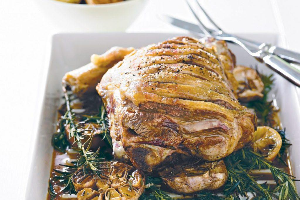 Защо да ядем тези храни заедно - Месо и розмарин