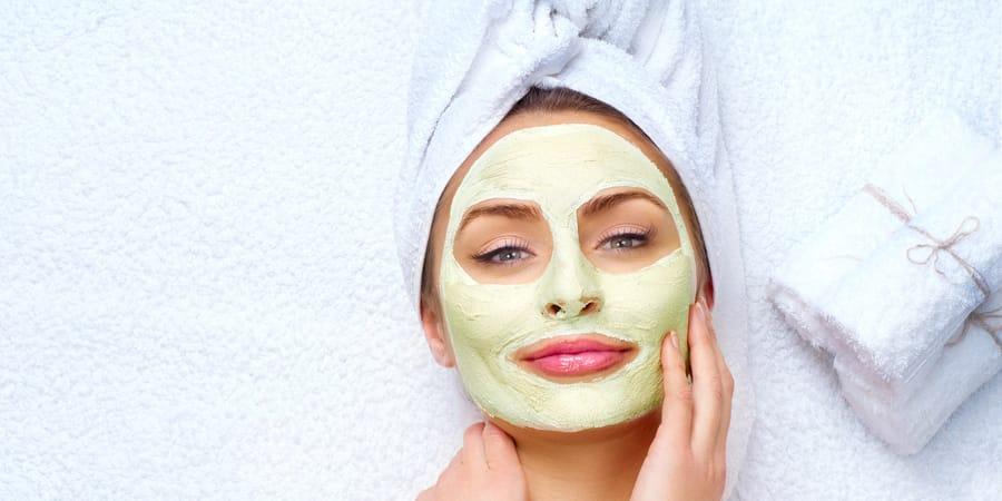 Не използвайте тези продукти в маските за лице