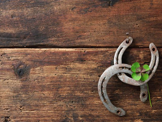 Как да уловим щастието с помощта на подкова?