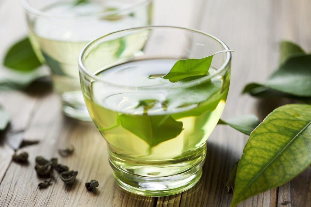 9-те най-силни природни антибиотика - зелен чай