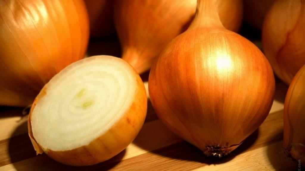 Лечение с кромид лук