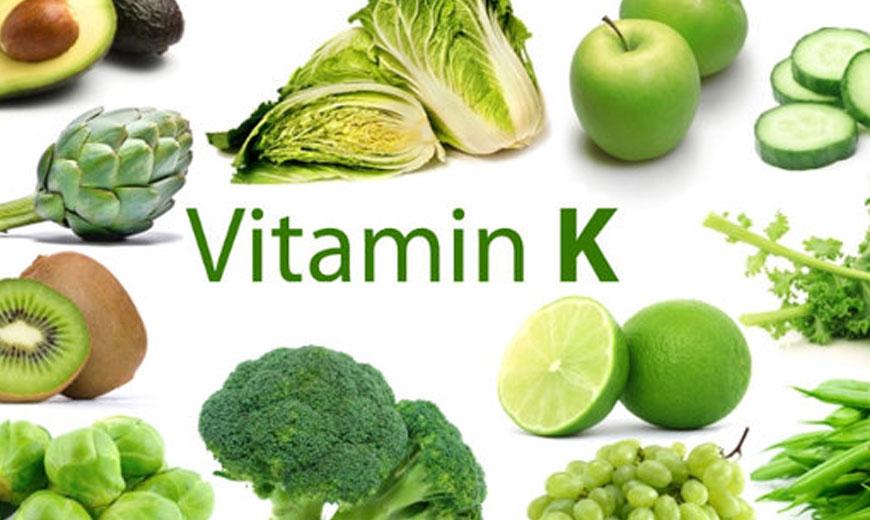 Витамините от които нашето тяло се нуждае - Витамин К