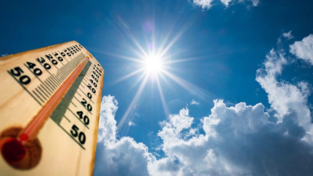 редуване на студено време с временно затопляне
