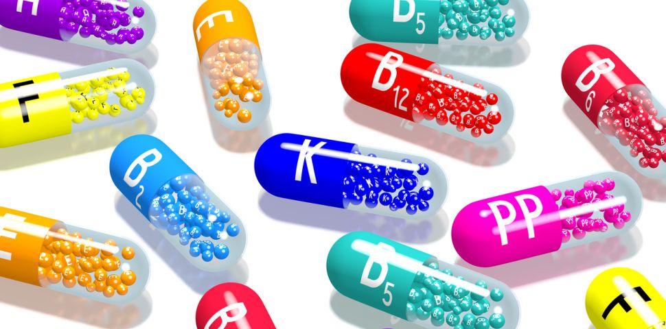 5 продукта по-добри от мултивитамините
