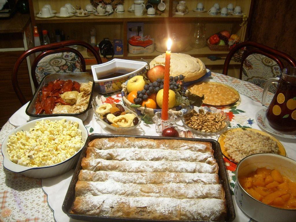 Традиционна храна за Бъдни вечер